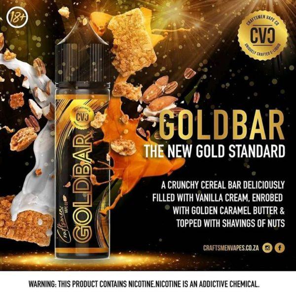 Craftsmen - Goldbar 120ml