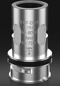 Voopoo TPP-DM1 Coils