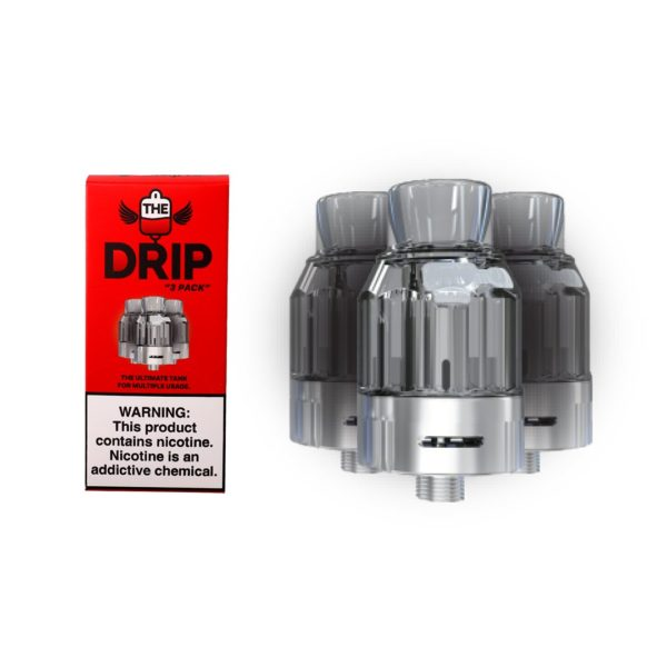 The Drip - 3 Pack Disposable Tank