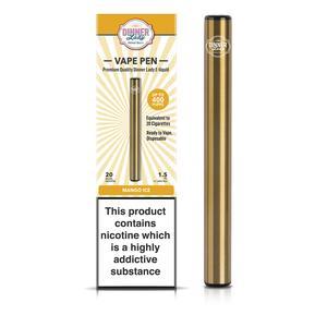 Dinner Lady - Disposable Vape Pen 30mg 400puffs