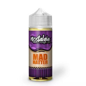 Nostalgia - Mad Hatter - Cinnamon Icing Cupcake 120ml