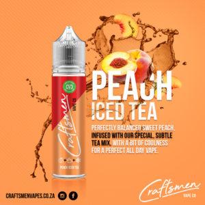 Craftsmen - Peach Iced Tea