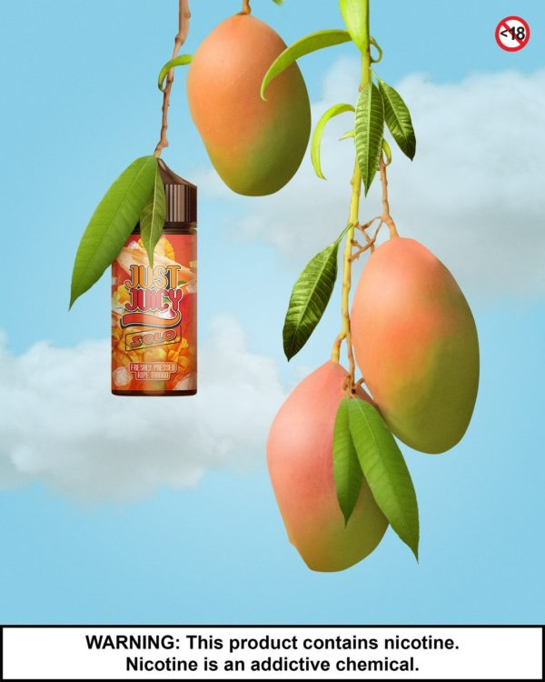 The Hidden Cloud – Just Juicy – Solo Mango