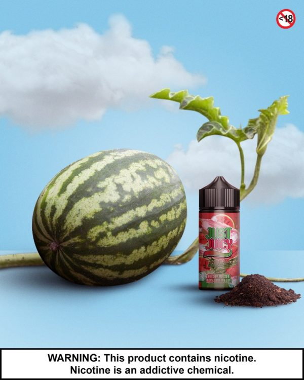 The Hidden Cloud – Just Juicy – Solo Watermelon